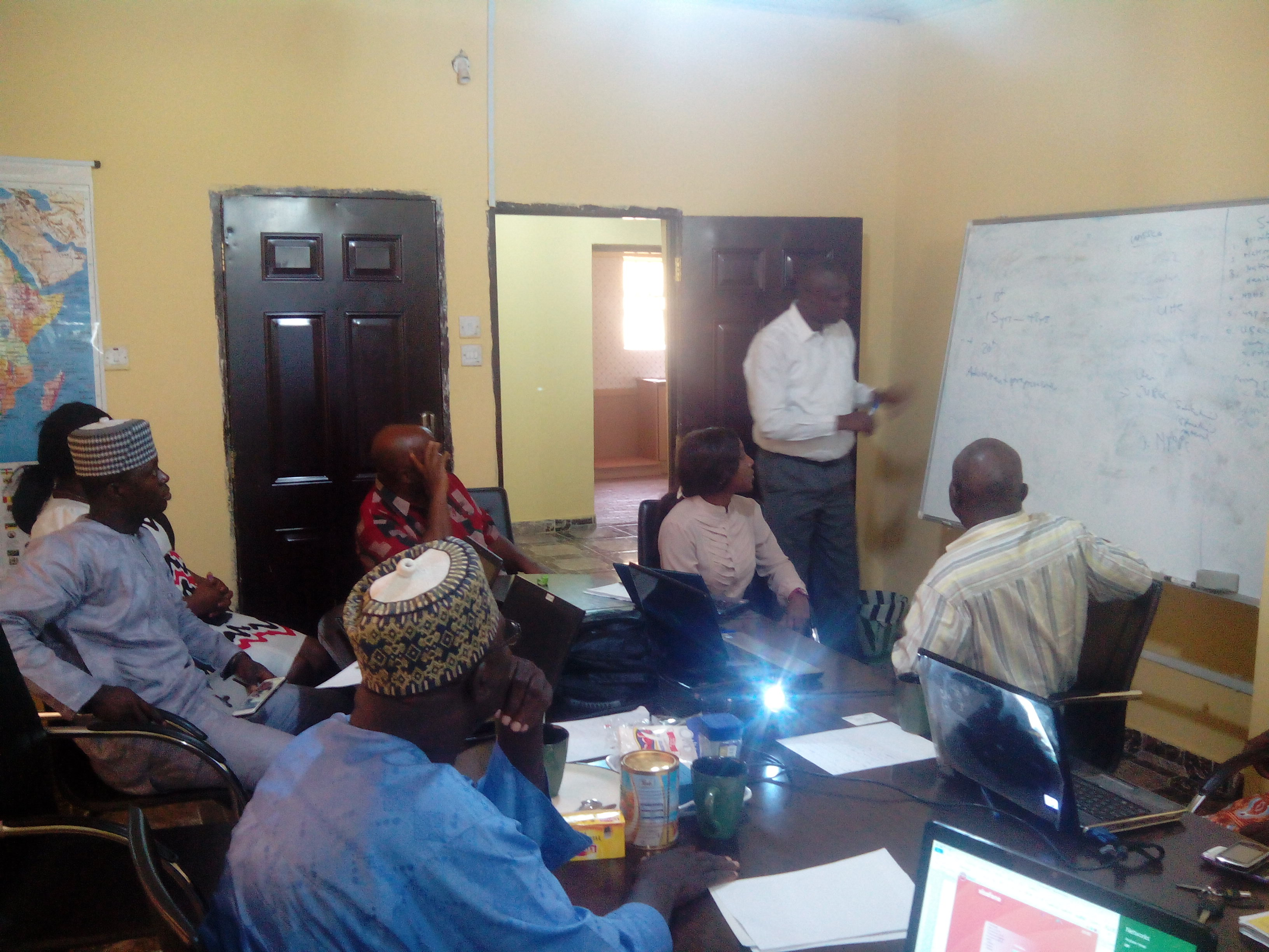 Vulnerable Groups SHIP in Nigeria – CHECOD Centre for Health Economic and Development
