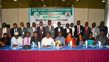 KENNETH OJO ANNUAL SYMPOSIUM (CHECOD and FMoH) – Maiden Edition